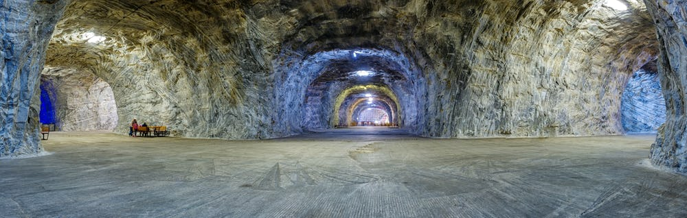 Targu Ocna Salt Mine