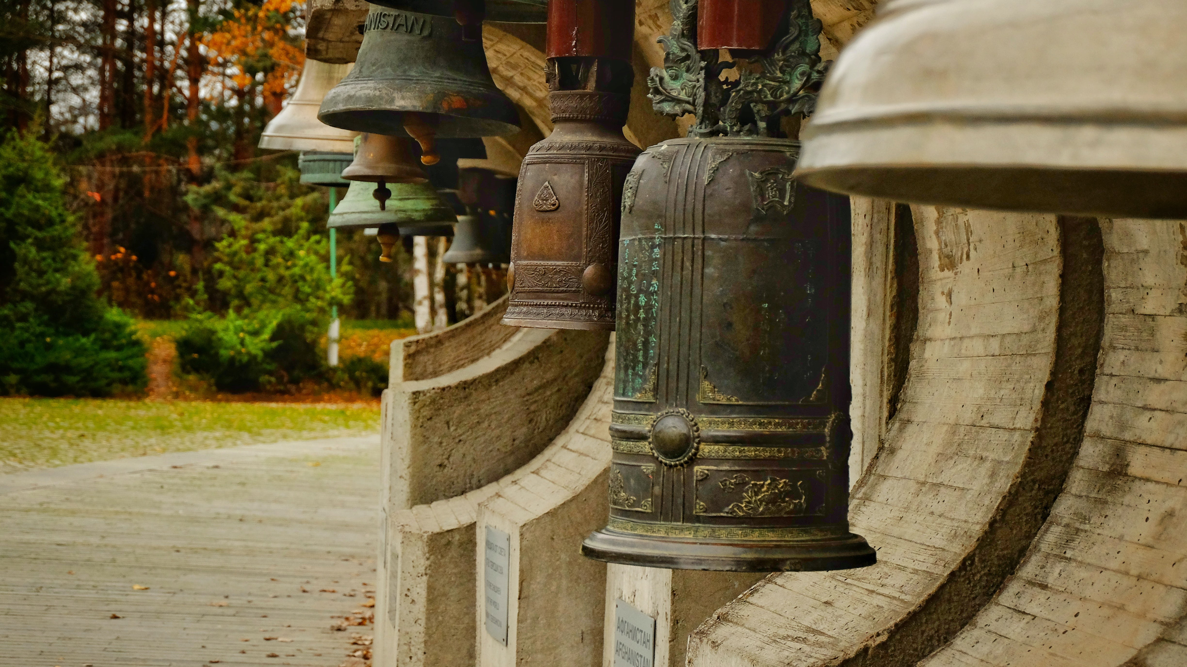 The Bells Monument