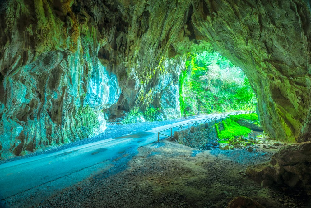 The Cuevona of Cuevas del Agua