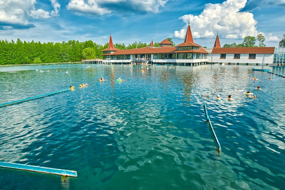 Thermal Lake of Heviz