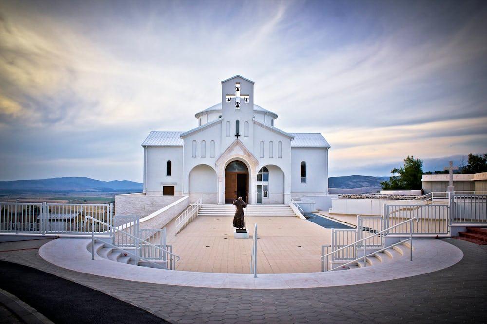 Church of Croatian Martyrs at Udbina