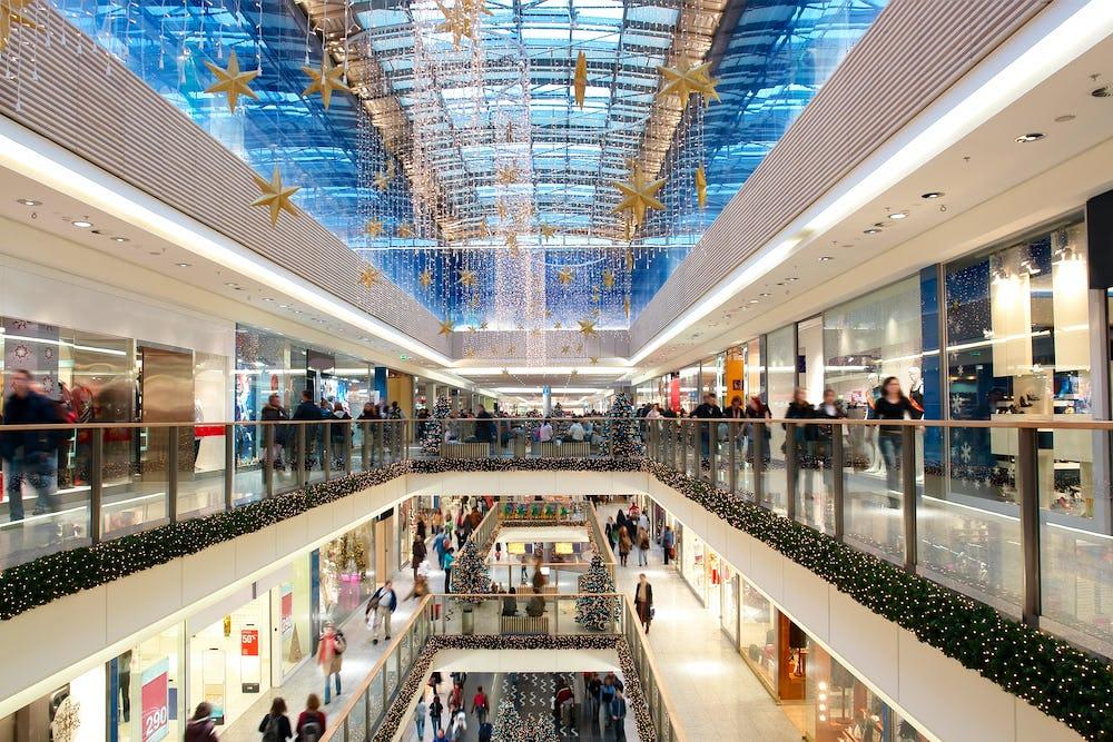 Val d'Europe Shopping Center