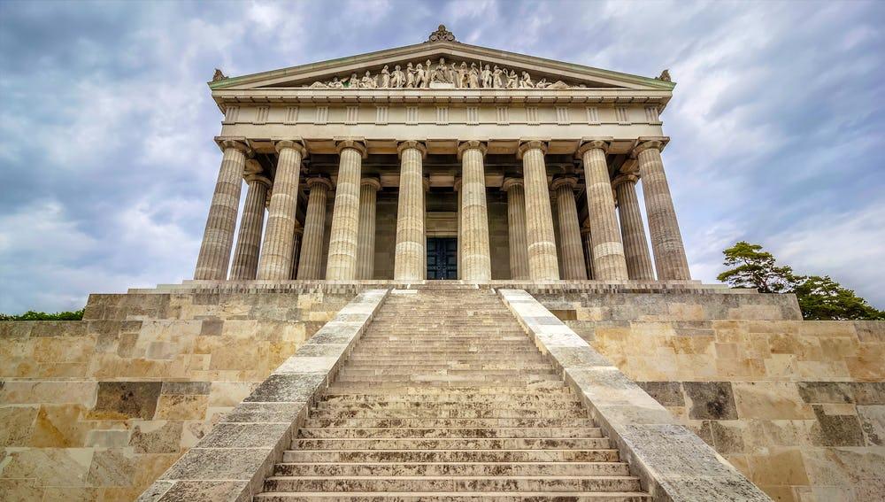 Walhalla Temple