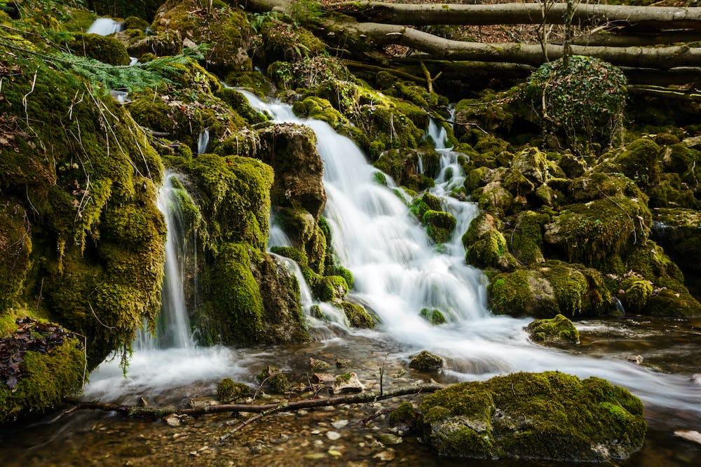 Woerschach Gorge